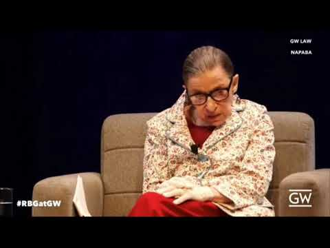 Up your meds, proggies: RBG can barely function, get ready for ANOTHER possible Trump SCOTUS appointment?