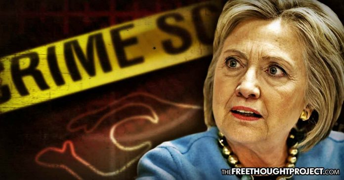 """I Know Where All The Bodies Are Buried"": Clinton Foundation CFO Spills the Beans to FBI, IRS"