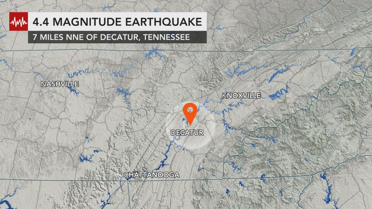 "The Largest Earthquake In 45 Years Hits Tennessee – Is The ""Deep Underground Scar"" In The Center Of The United States Awakening?"