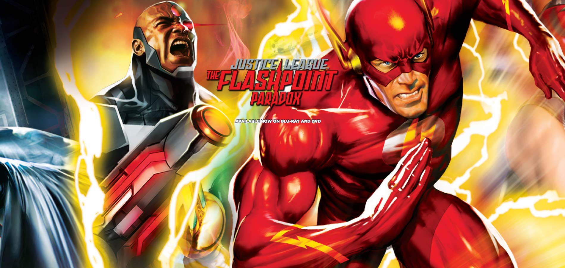 Justice League The Flashpoint Paradox 2013  DC