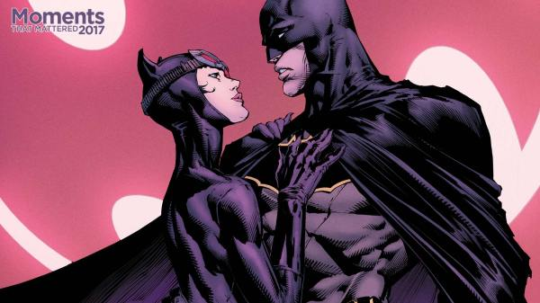 Ten Moments Mattered Batman And Catwoman Engaged Dc