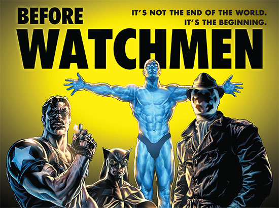Image result for watchmen before
