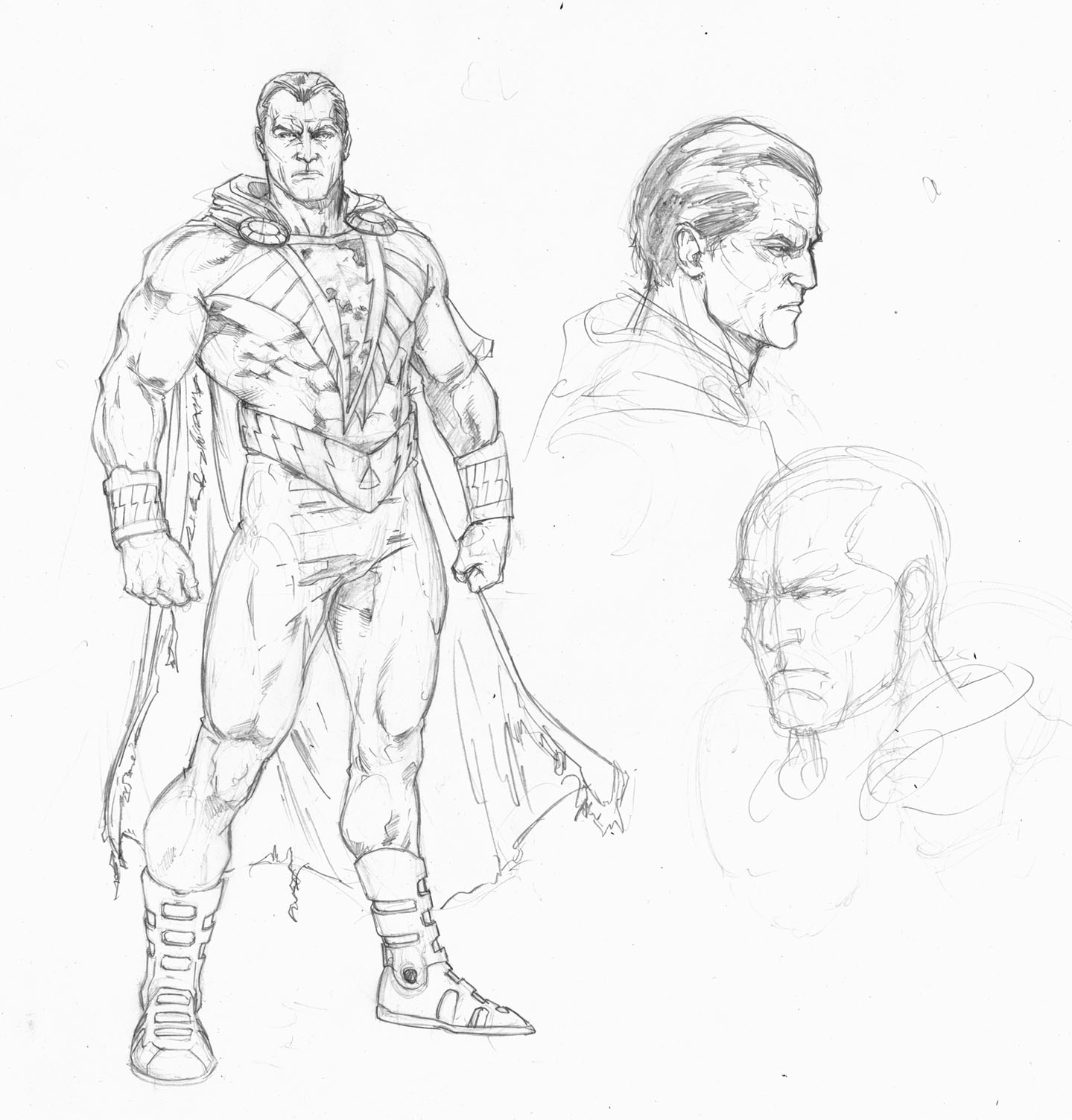 What's New In The New 52: Black Adam Stars in Solo One