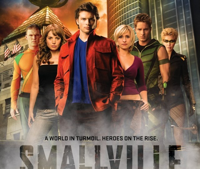 Love It Or Hate It Its Hard To Deny The Importance That Smallville Has Had In The Development Of How We Make Superhero Television