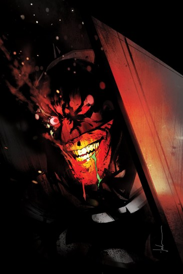 Image result for batman who laughs 7