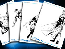 Themed Printables Dc Villains Dc