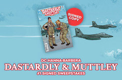 All-New Chance to Win from DC Hanna-Barbera!