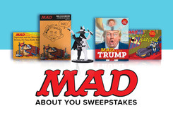 All-New Chance to Win from MAD!