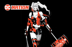 DCNATION_Blogroll_HQBWR_60c2be1d79fc07.41131528 Dini and Mandel Share Harley Quinn Black + White + Red Secrets | DC Comics
