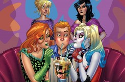 Harley and Ivy Meet Betty and Veronica: Hanging with the Girls