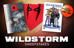 All-New Chance to Win for Wildstorm Fans!