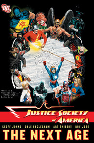 The Justice Society Of America: Vol. 1 - The Next Age