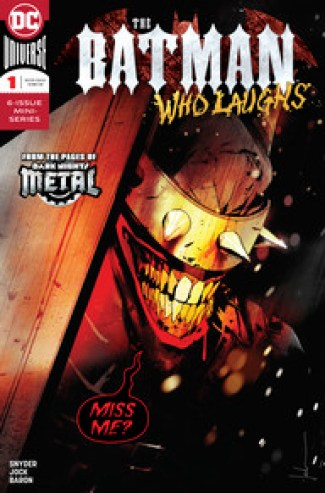 Image result for batman who laughs 1