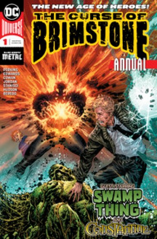 Image result for curse of brimstone annual 1