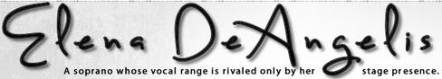 Elena DeAngelis logo
