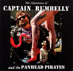 Rumbelly and panhead Pirates