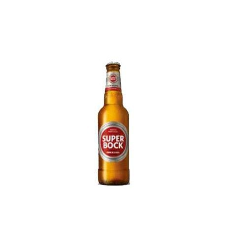 Cerveza portuguesa Super Bock Sin alcohol