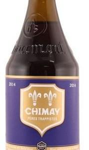 Cerveza belga Chimay Azul 33cl