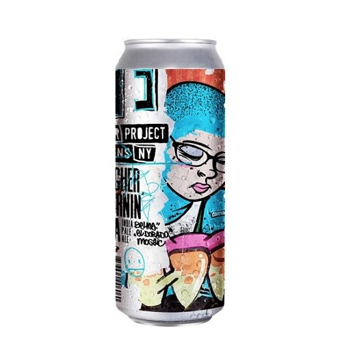 LIC Beer Project Higher Burning 7% 47,3cl