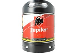 Barril Jupiler Perfect Draft 6l