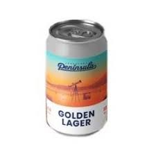Península Golden Lager 33cl