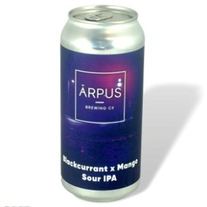 Arpus Blackcurrant Mango Sour Ipa 7,5% 44cl