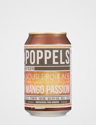 Poppels Mango Passion Sour 6% 33cl
