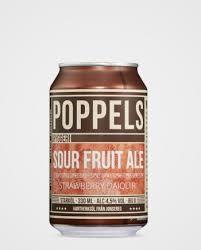 Poppels Strawberry Daiquiri 4.5% 33cl