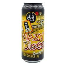 Pinta/Beer Bastards Hazy disco burgas 7,2% 50cl