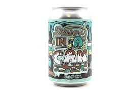 Amundsen Dessert in a can Chocolate Toffee Pepermint Cookie 10,5%