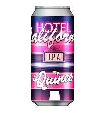 La Quince Hotel California 6,5% 44cl
