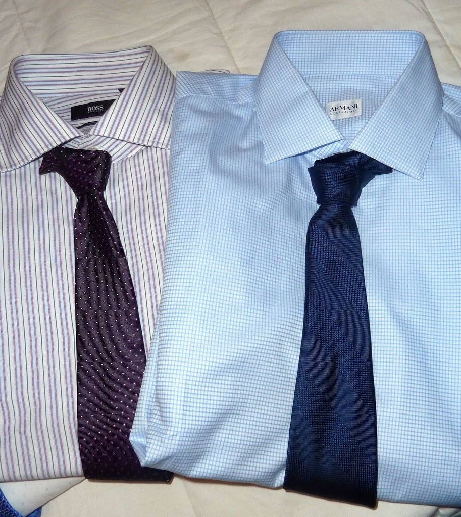 Shirt design new look - What S Nice Is The Washington Area Has The Just What You Re Looking For To Update Your Look These Ties And Shirts Were Found A Ralph Lauren Hugo Boss