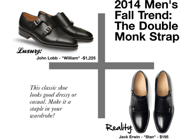 Luxury|Reality - The Double Monk Strap
