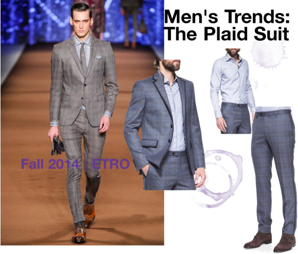 The Plaid Suit: Fall 2014