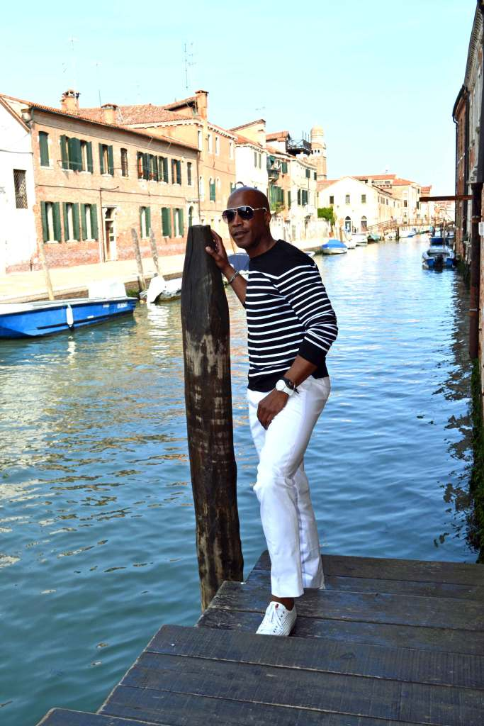 Venice by the dock
