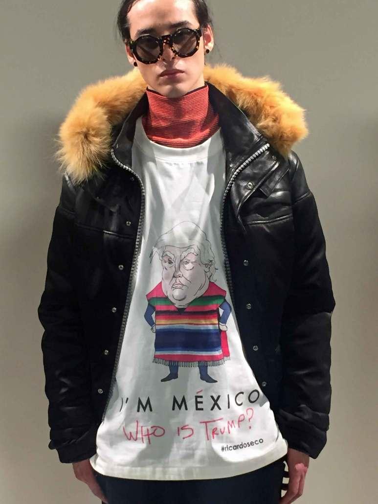 Ricardo Seco A/W 2016 Look 4