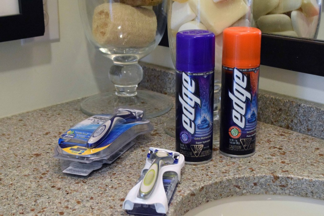 For the perfect shave use Schick Hydro® and its family of products