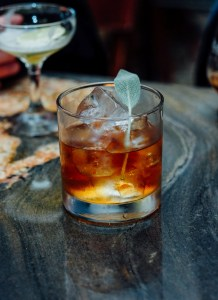 Sage Old Fashioned