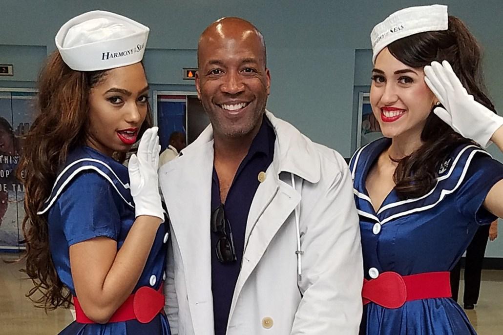Harmony of the Seas girls