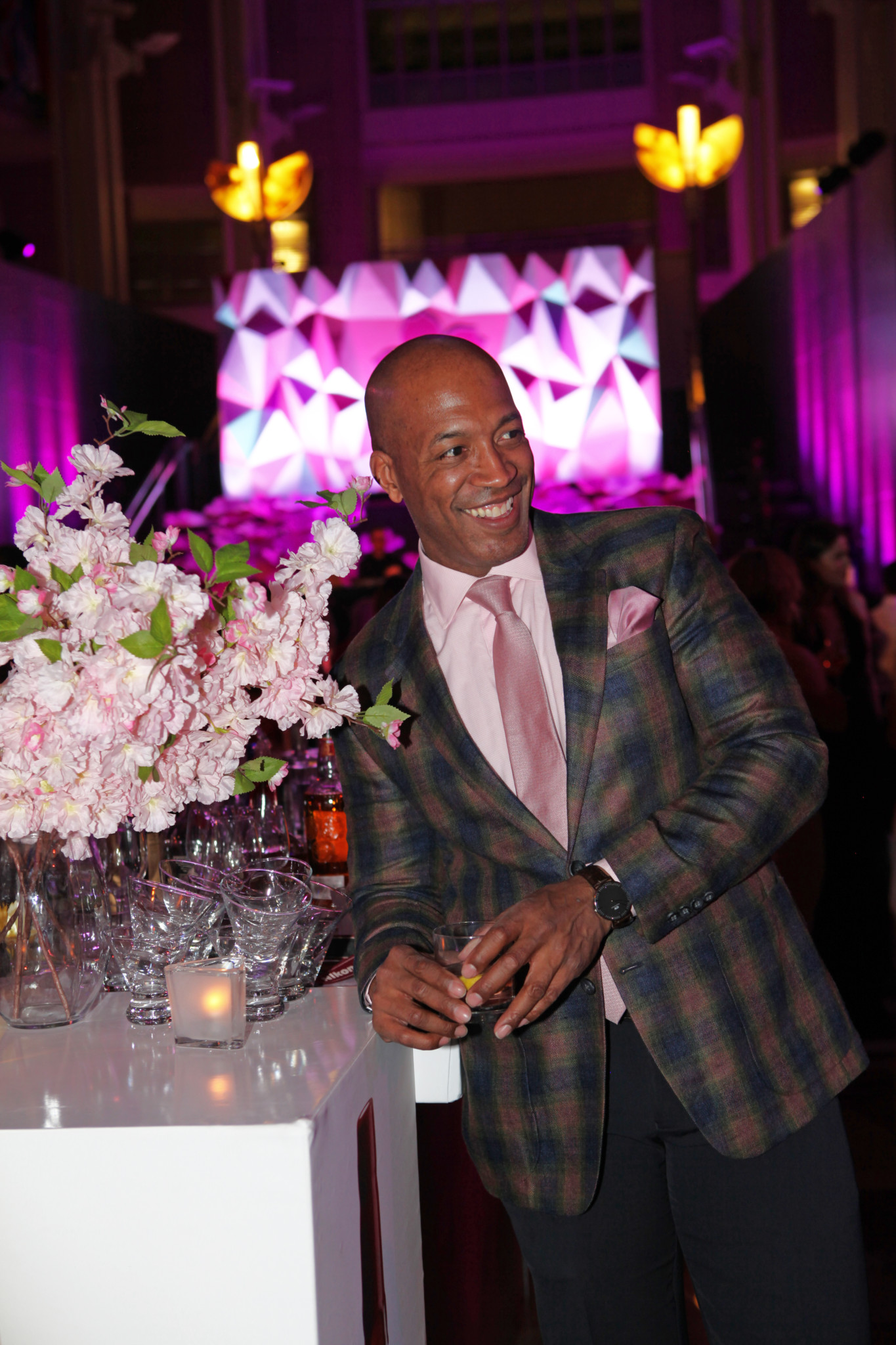 DCFashion Fool Cherry Blossom Pnk Tie Party