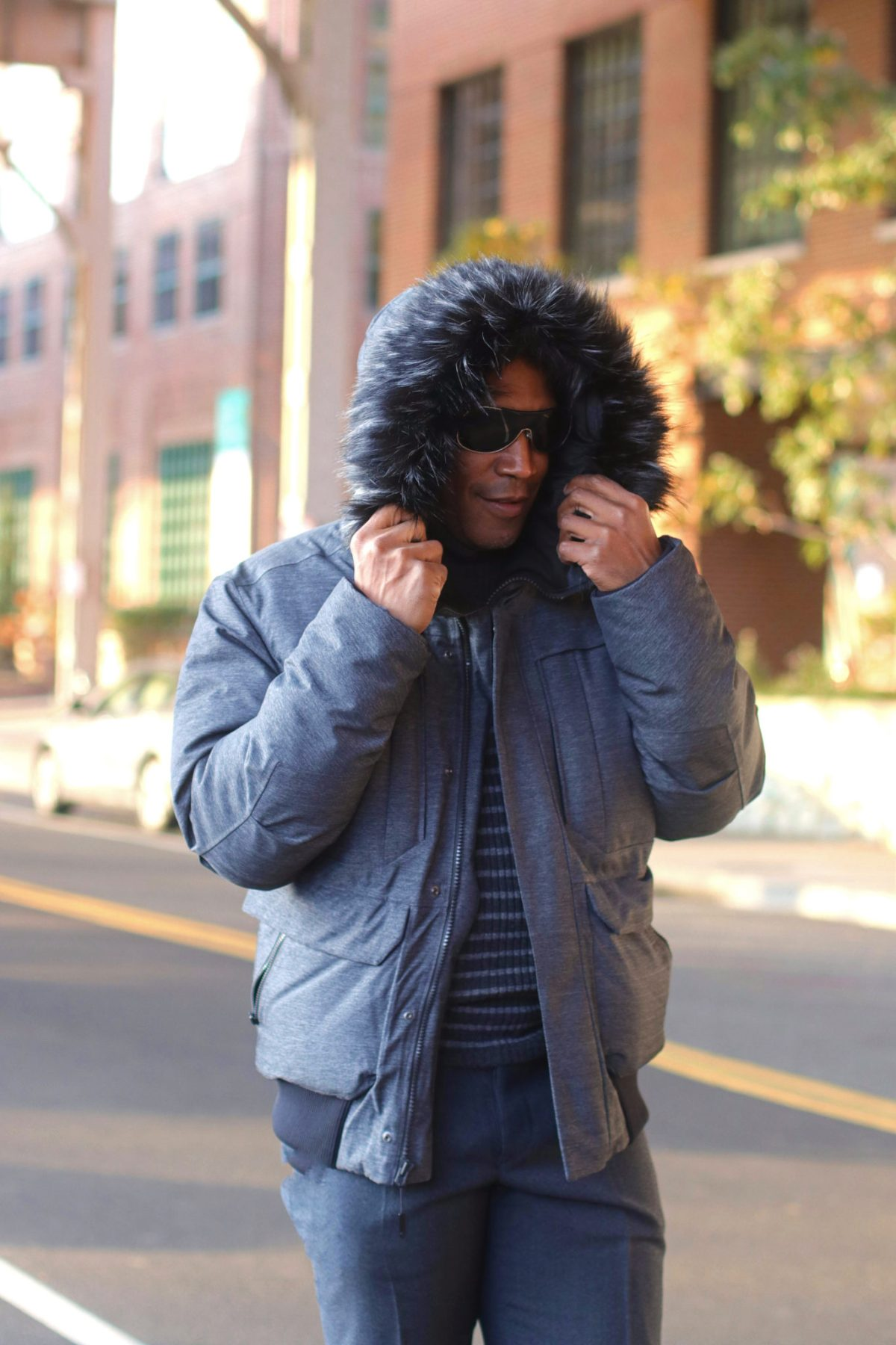 Cryos in the City - Hooded