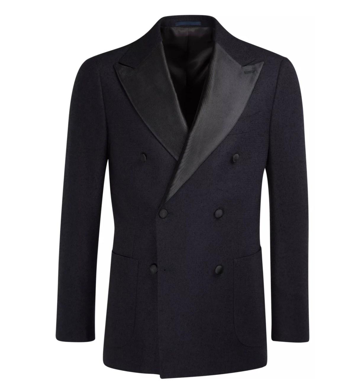 Holiday Attire for Men - Blue Tuxedo