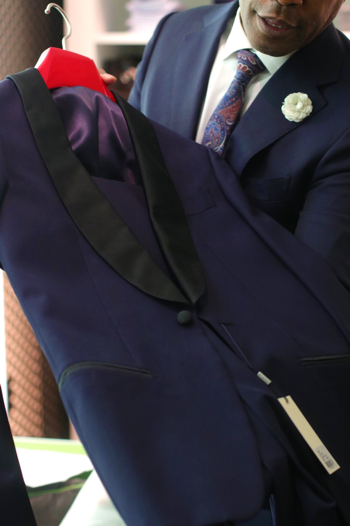 Holiday Attire for Men Suit Supply Tuxedo