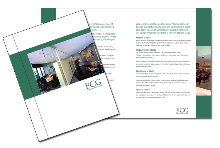 Marketing Brochure Design Samples Corporate Ideas Trade Shows