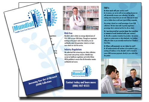 Medical Pamphlet Examples Ideal Vistalist Co