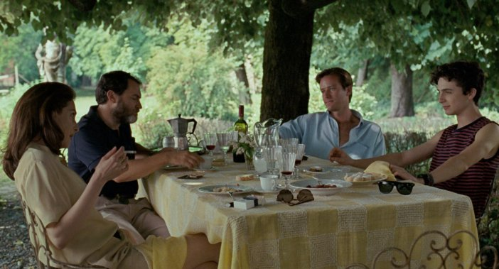 Call Me by Your Name : l'amour sous le soleil