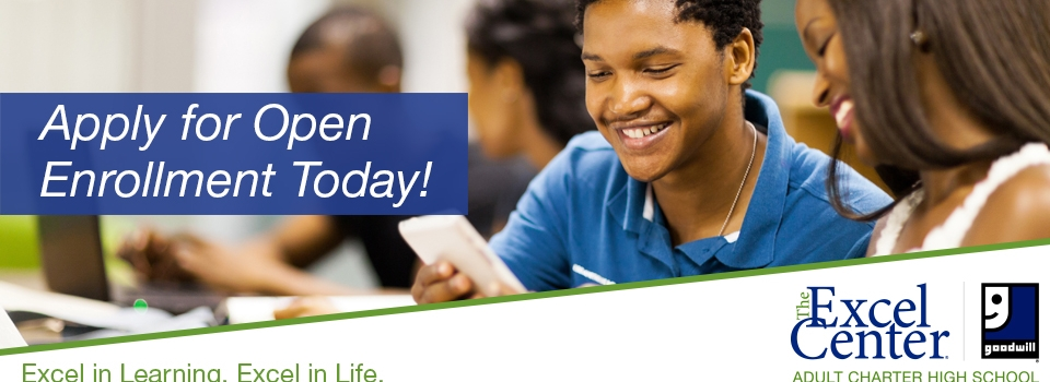 Apply for the goodwill excel center open enrollment today also of greater washington rh dcgoodwill