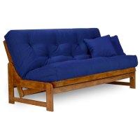 Arden Wood Futon Frame Set - Armless, U.S.A. Futon ...