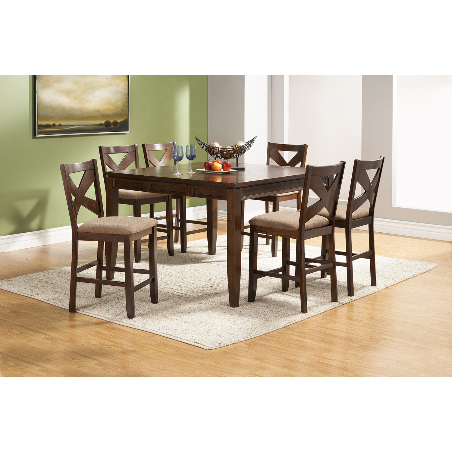 bar stool chair extenders quality bean bag chairs albany extension counter height table dark oak dcg stores
