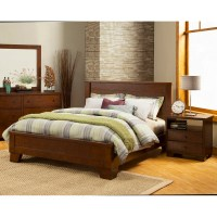 Durango Bedroom Set - Antique Mahogany | DCG Stores